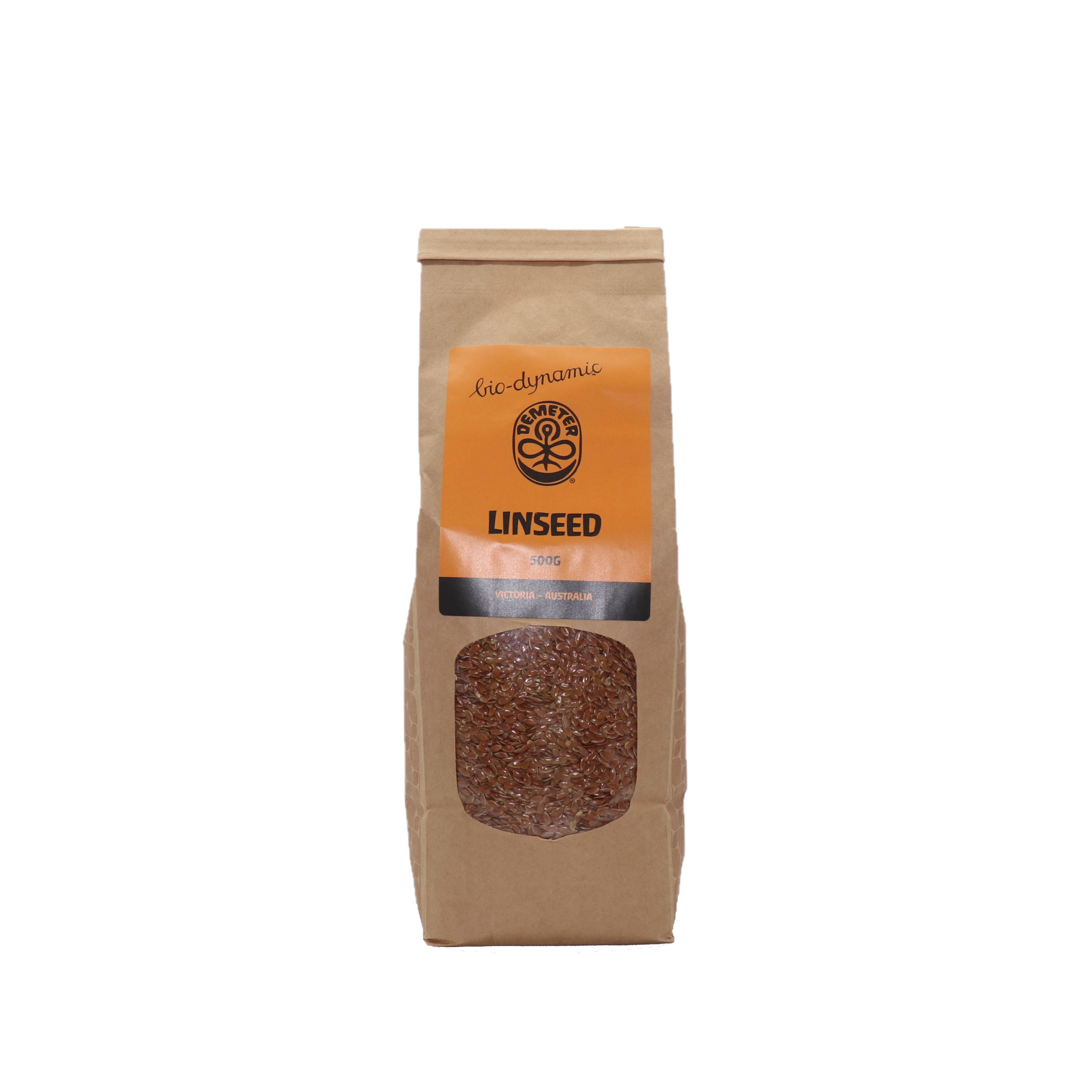 Linseed – Brown 500g