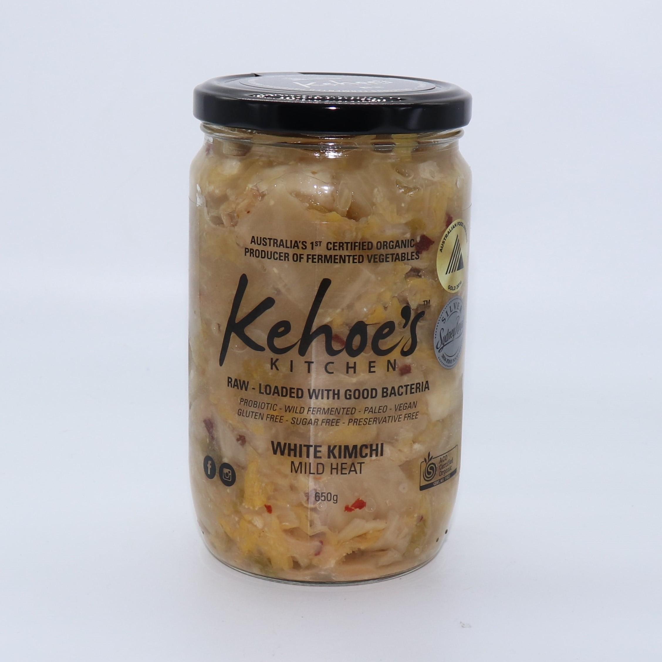 Sauerkraut – White Kim Chi 650g