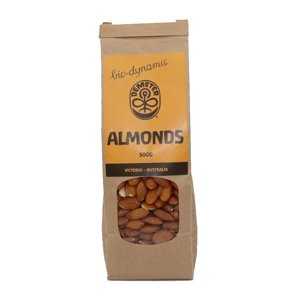 Almond Kernel 500g