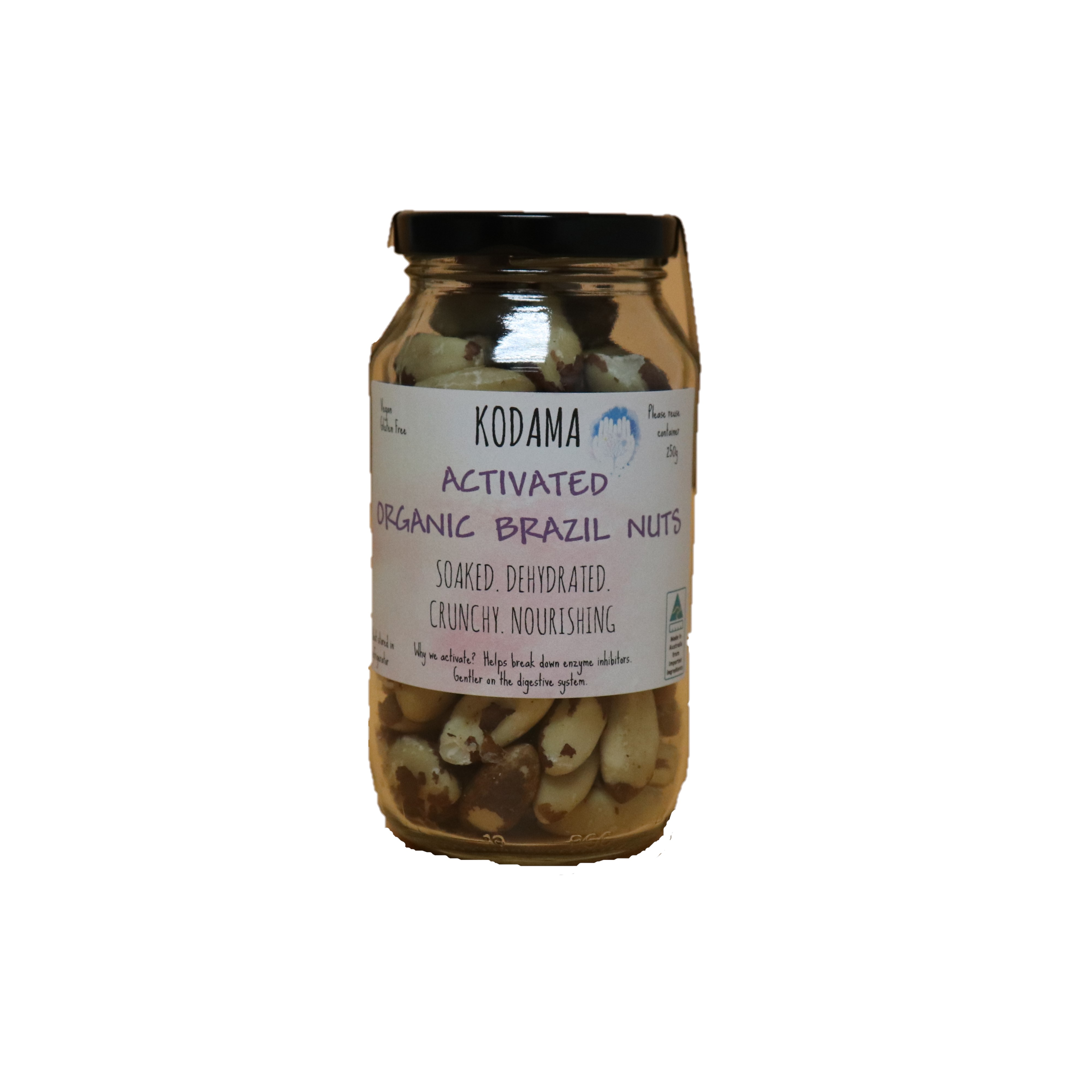Brazil Nuts – Activated 280g
