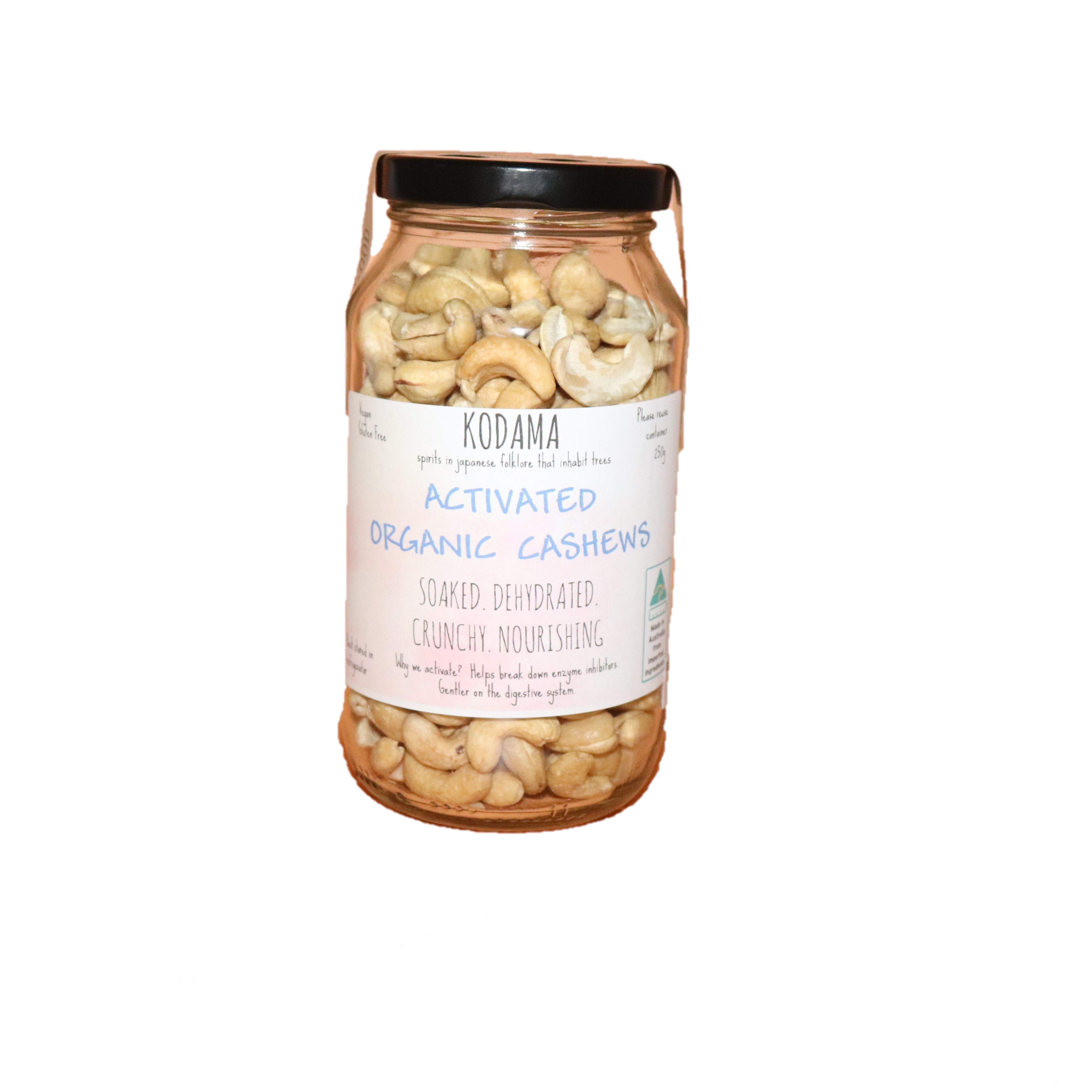 Cashews – Activated 250g