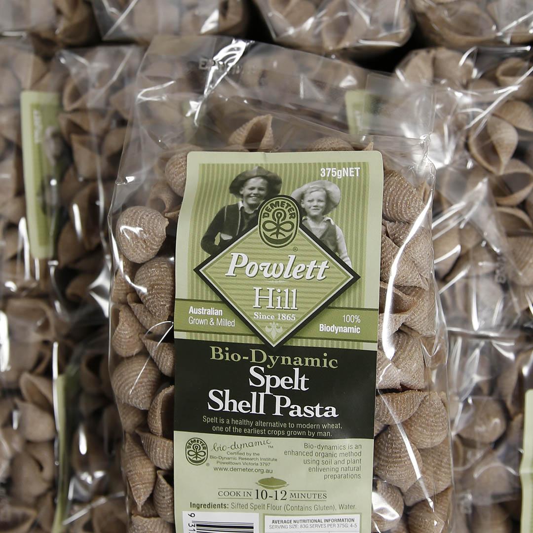Pasta Spelt – Shells 12x375g