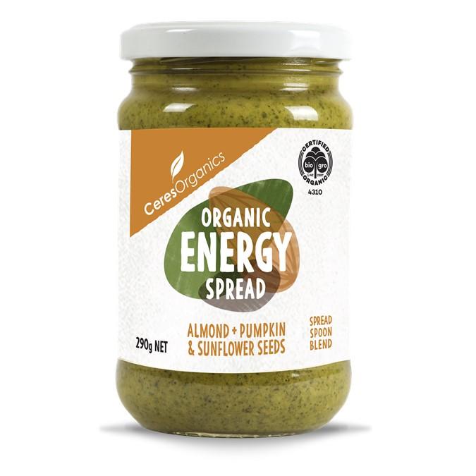Energy Spread 290g