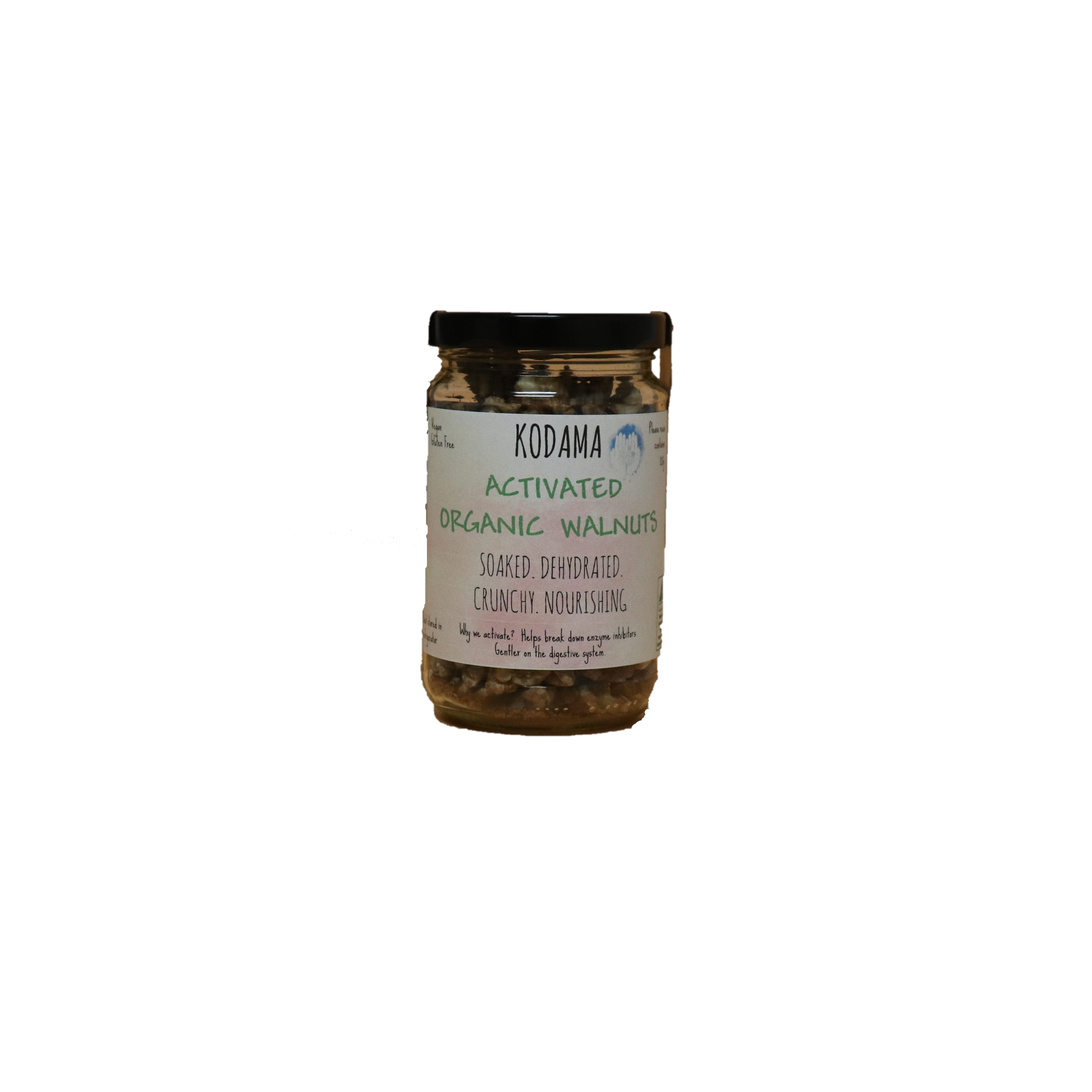 Walnuts – Activated 120g