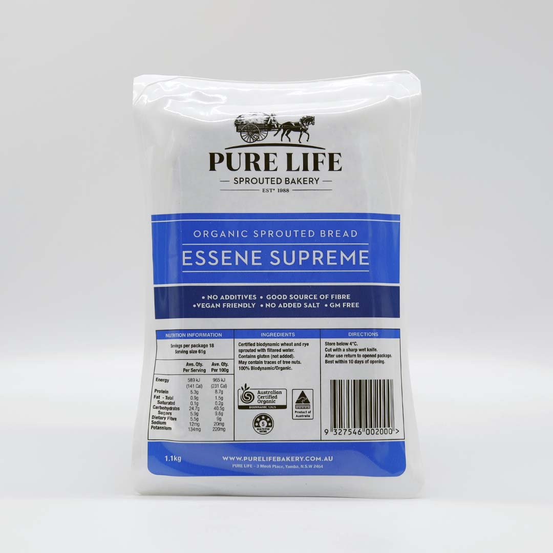 Sprouted Essene Supreme 1.1kg