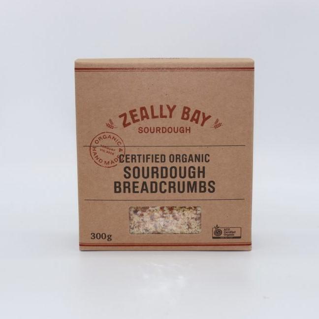 Breadcrumbs Sourdough 300g
