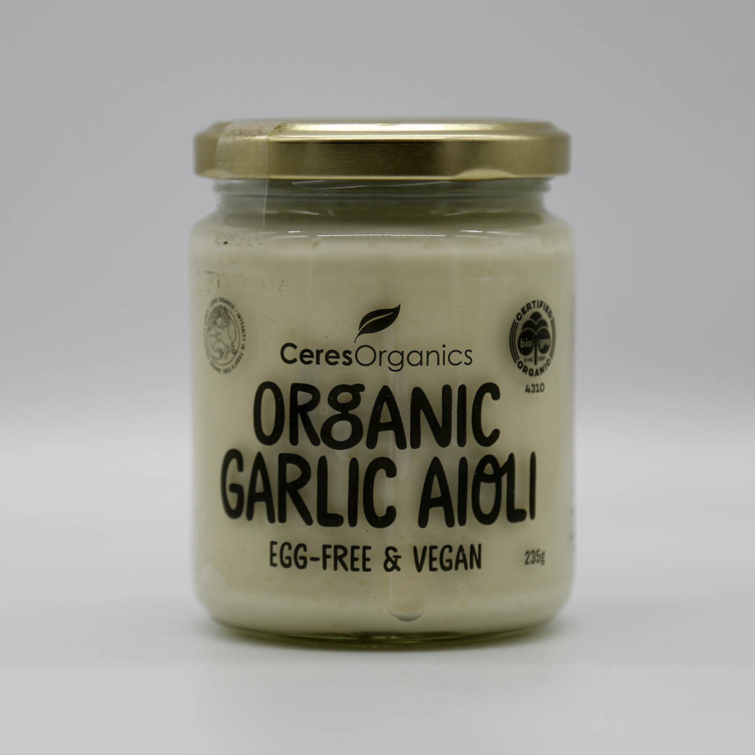 Garlic Aioli 235g