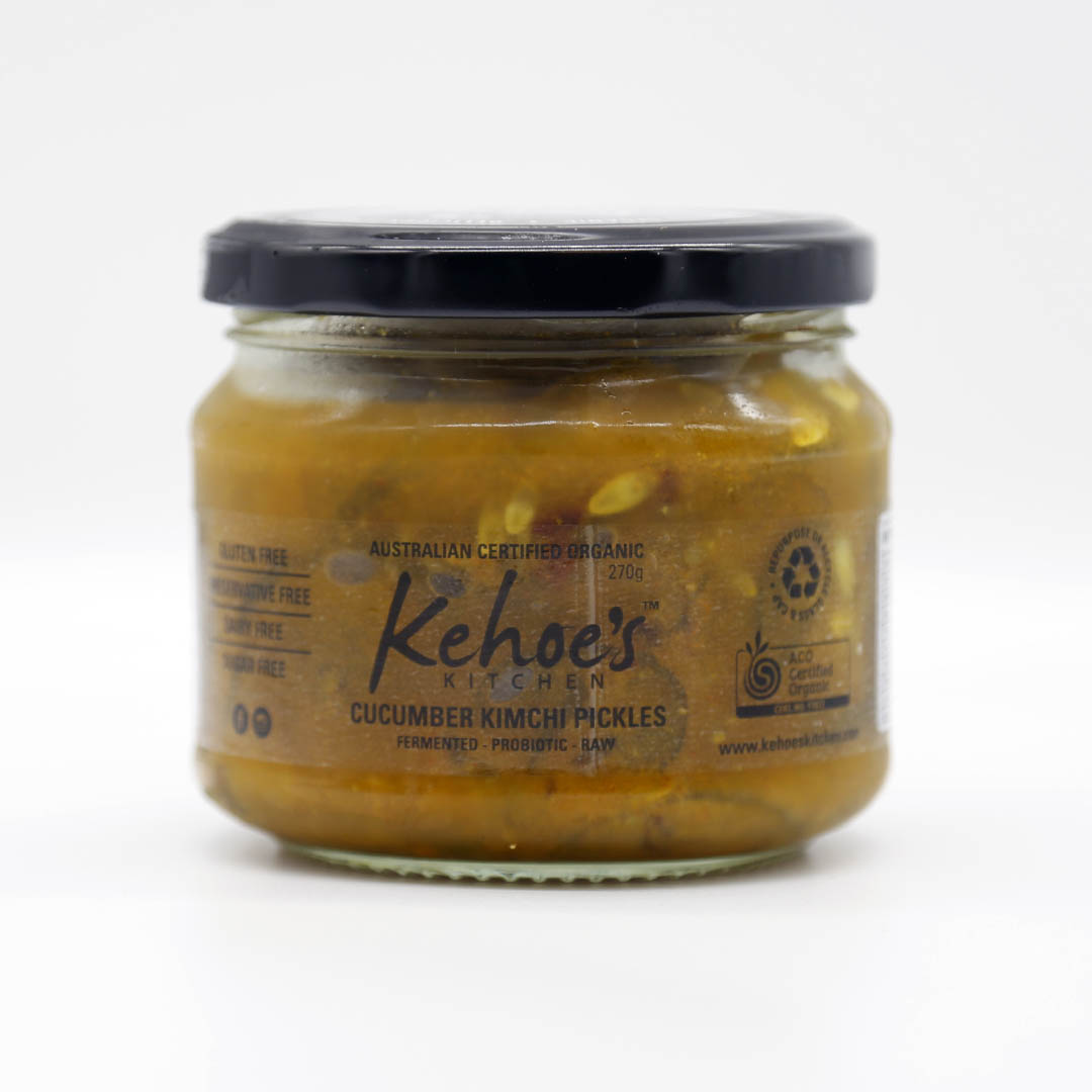 Pickles – Cucumber Kim Chi 270g