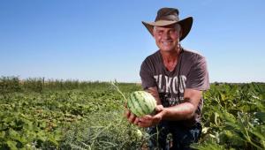 Demeter Biodynamic Farmer