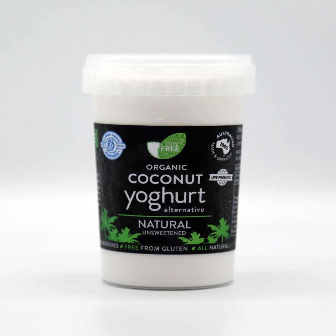 Coconut Yoghurt – Natural 200g