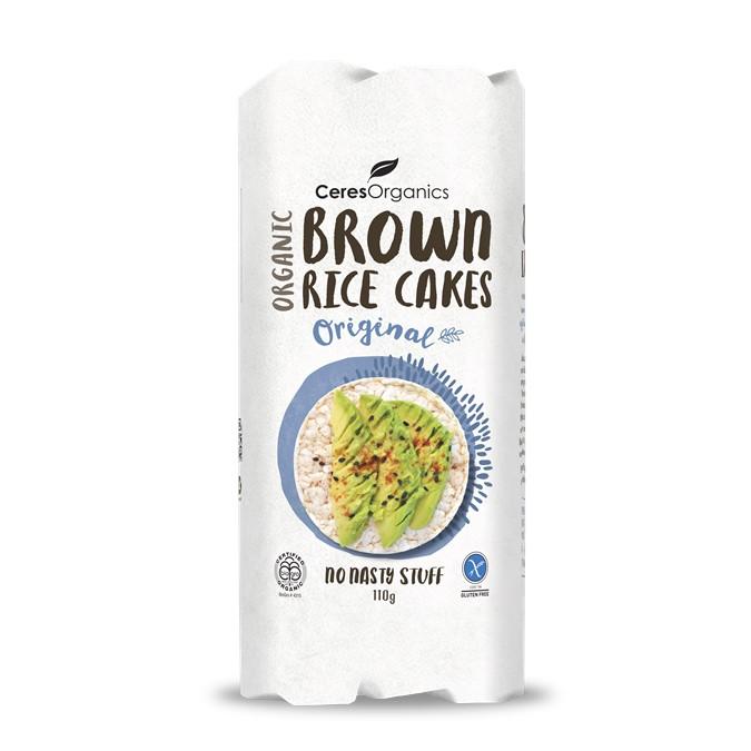 Brown Rice Cakes – Original 12x115g