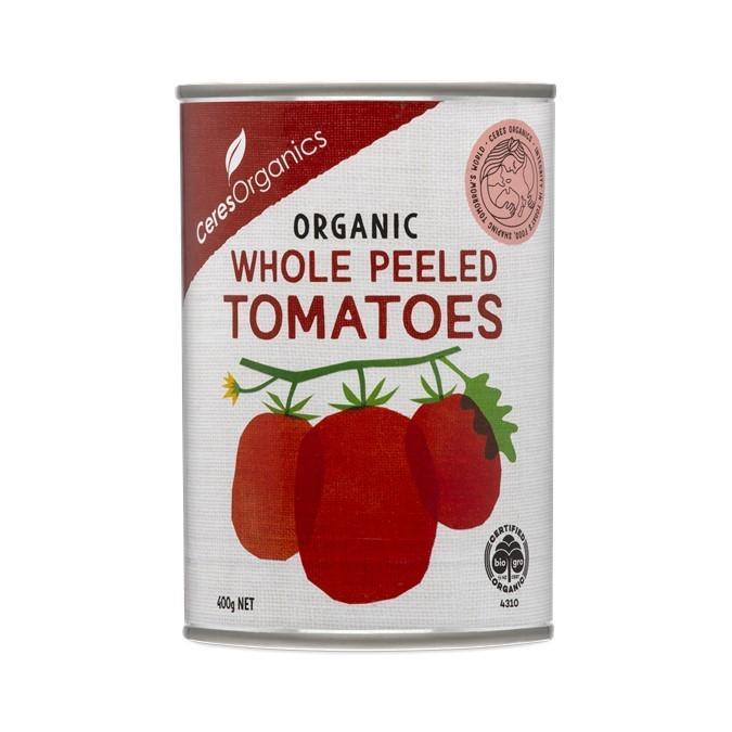 Whole Peeled Tomato 12x400g