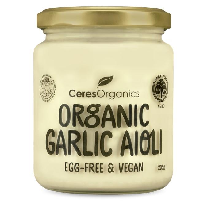 Garlic Aioli 235g
